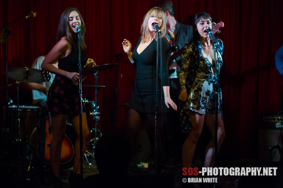 Alison Brie, Cyrina Fiallo, Julianna Guill, The Girls_2015-12-06 The Girls @ Hotel Cafe_7Z4A7359
