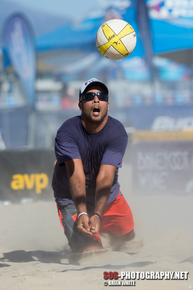 Adrian Carambula at 2013 AVP Santa Barbara