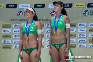 Larissa Franca and Talita Antunes – Road to Rio
