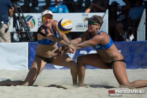 Kerri Walsh and April Ross – Road to Rio
