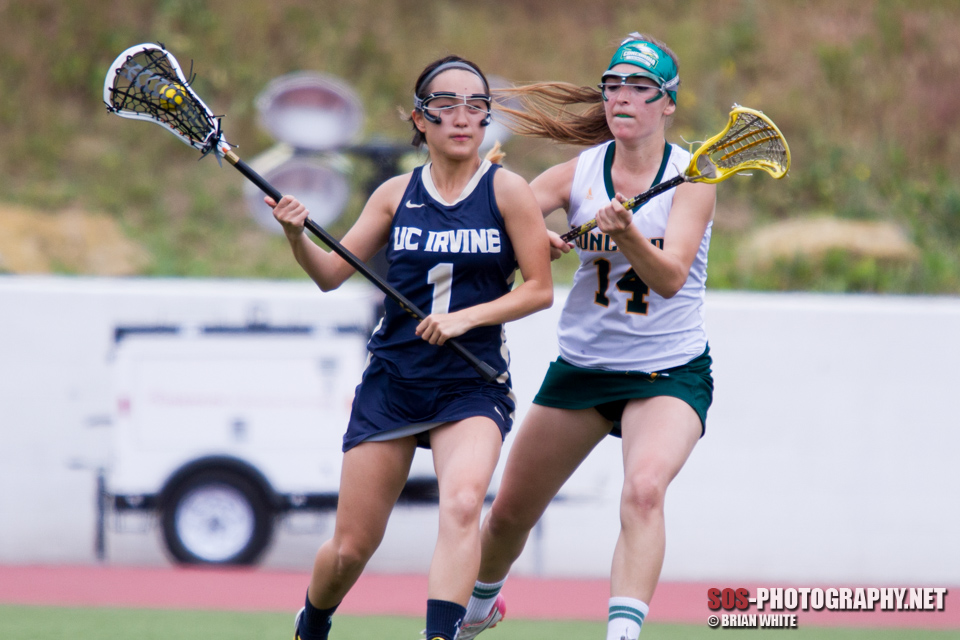 Women's Lacrosse (club) - Concordia University-Irvine vs UC Irvine