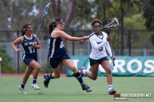 Women's Lacrosse – Concordia University Irvine vs UC Irvine (4/9/2016)