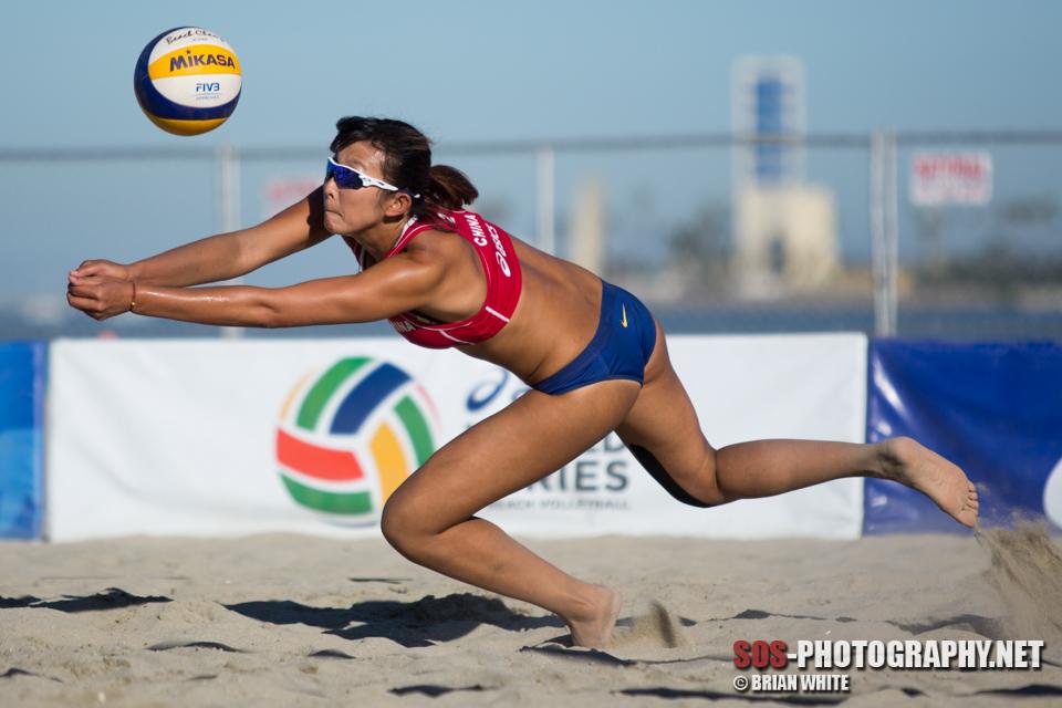 FIVB Long Beach Pool Play (07-23-2014)_Yuan Yue_IMG_9926
