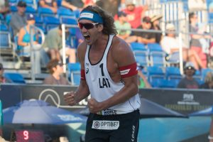 2016 FIVB Long Beach Grand Slam Semifinals