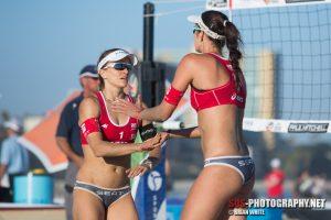 Rio 2016 –  Nadine Zumkehr and Joana Heidrich (SUI)