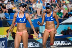 Rio 2016 – Louise Bawden and Taliqua Clancy (Australia)