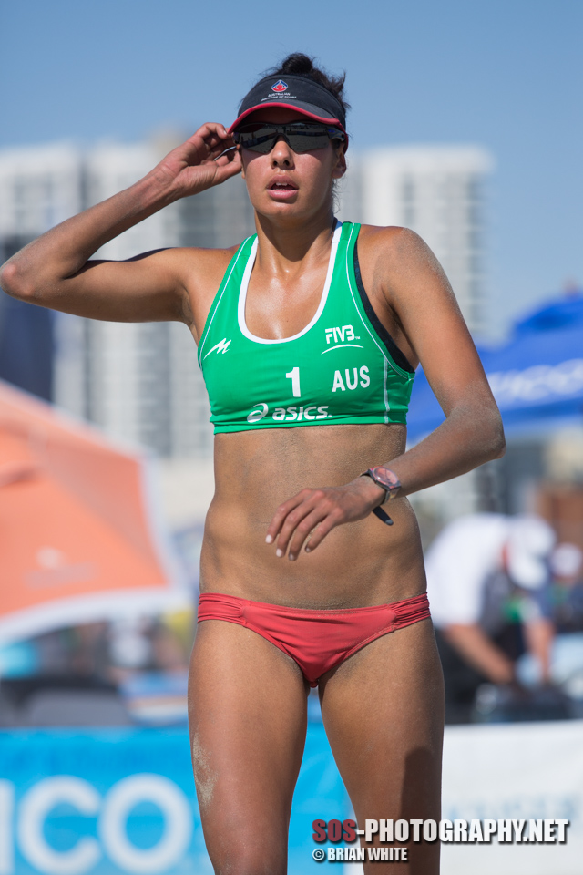 FIVB Long Beach Grand Slam - Women's Round of 24 (July 24, 2013)
