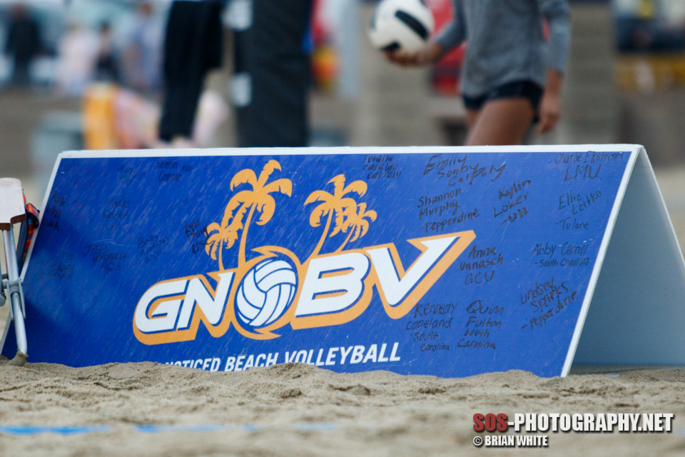 Get Noticed Beach Volleyball Huntington Beach