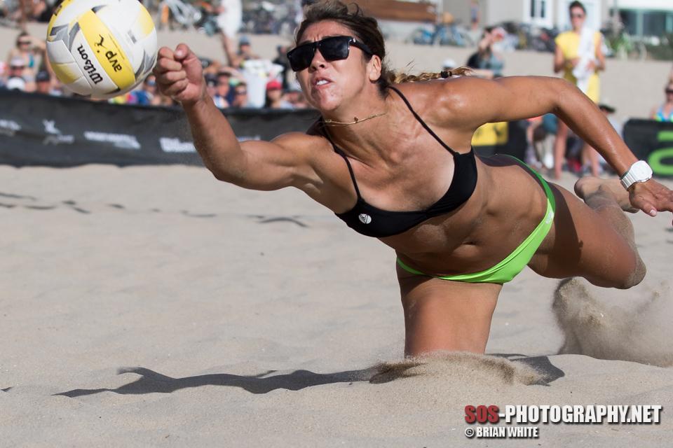 Sheila Shaw at AVP Manhattan Beach