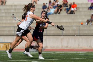 Occidental vs Pomona-Pitzer Women's Lacrosse 2-27-16