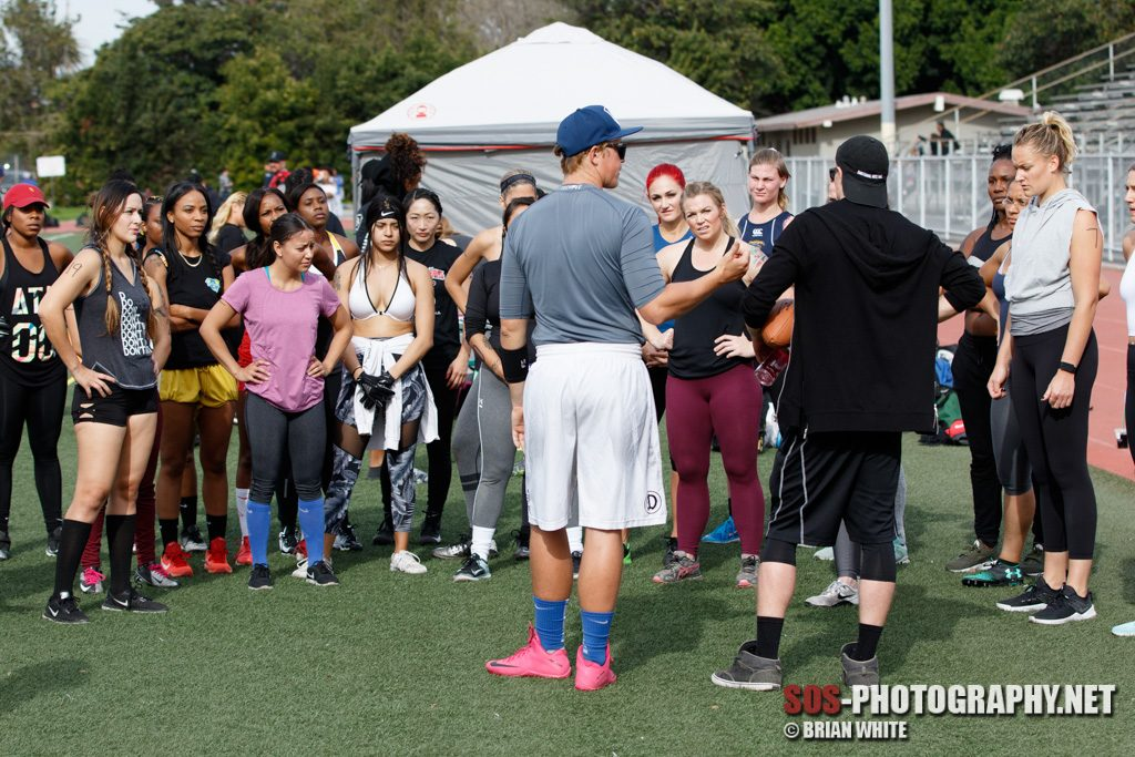 Los Angeles Temptation – 2019 Season Open Tryouts