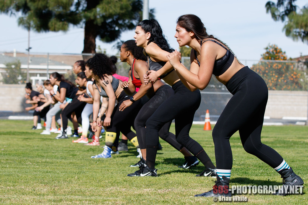 Los Angeles Black Storm open tryouts