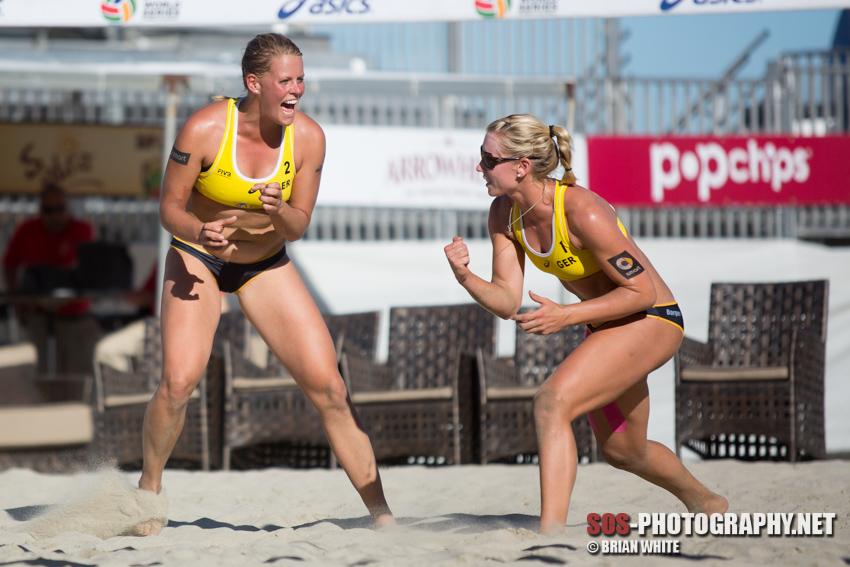 Karla Borger & Britta Büthe – Road to Rio