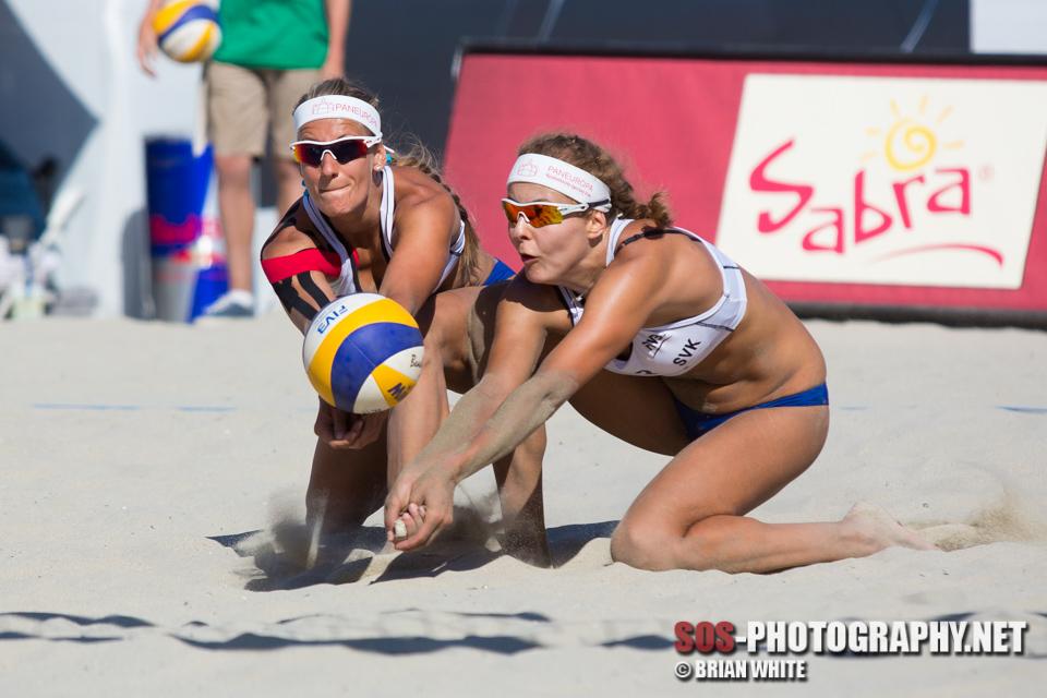 Natalia Dubovcova and Dominika Nestarcova – Road to Rio