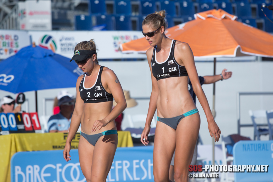 Rio 2016 –  Heather Bansley and Sarah Pavan (Canada)