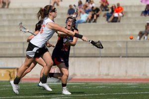 Occidental vs Pomona-Pitzer Women's Lacrosse 2-27-16